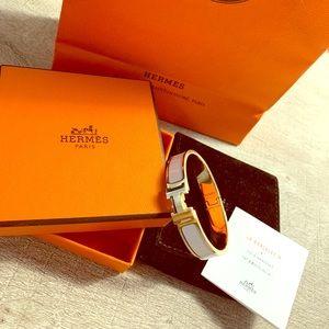 Hermès Bracelet Clic H